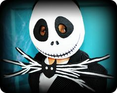 Walmart Gangster Turned Jack Skellington Halloween Costume ...