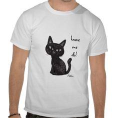 Love me do! T-Shirts by BATKEI