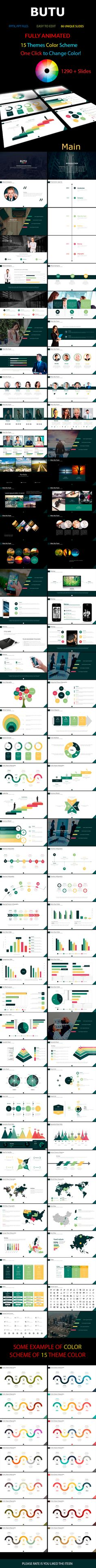 The Powerpoint Bundle (PowerPoint Templates) | Template ...