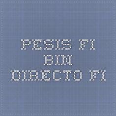 pesis-fi-bin.directo.fi