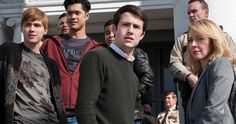 Netflix Cast, Get Netflix, Netflix Account, Netflix Series, 13 Reasons Why Netflix, Thirteen Reasons Why, Timothy Granaderos, Derek Luke, Zach Dempsey