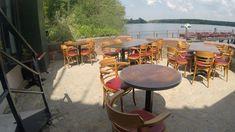 Outdoor Furniture Sets, Outdoor Decor, Restaurant, Partner, Berlin, Table, Twitter, Home Decor, Yummy Food