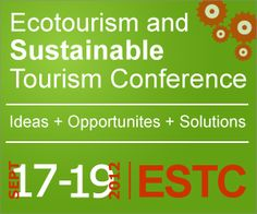 ESTC12 - Monterey.  Joe Staiano, founder of Meaningful Trip, presented on:  Engaging Green Travelers As Stakeholders.  http://www.ecotourismconference.org/estc12-session-topics