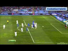 Getafe vs Real Madrid 2-1 Goals & Highlights 26-08-2012