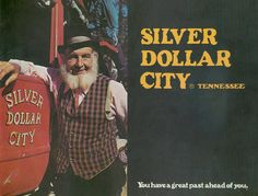 Silver Dollar City (now Dollywood) | Pigeon Forge, TN