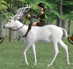 Dragon Age Inspired Halla - Vehicle Version