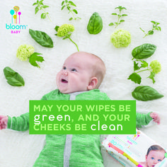Happy #StPatricksDay! Don't just wear #green today, be green - we make our wipes in a #RenewableEnergy wind-powered facility with the best #natural ingredients the planet has to offer. Shamrock out with us at #target or #amazon.