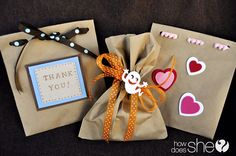 Fun and Frugal Uses for Kraft Paper | How Does She...