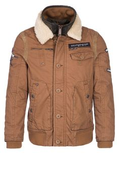 khujo - THERED - Winter jacket - brown
