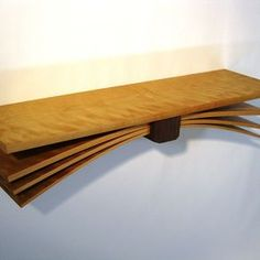 Entry Table by Brad Dawson