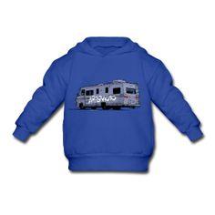 """""""Artsmoto RV"""" Toddler Hooded Sweatshirt"""