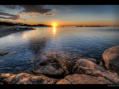 """pacific atlantic"" by Lorenzo Montezemolo (@elmofoto) at #500px  #sunset #photo #togs #hdr"