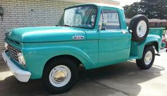 Image result for 1963 f100 interior