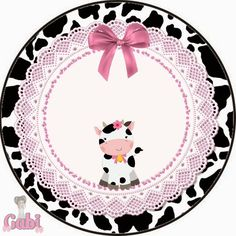 Tractor Birthday, Farm Birthday, Cartoon Cow, Cowgirl Party, Western Parties, Paper Crafts, Diy Crafts, Farm Party, Farm Theme