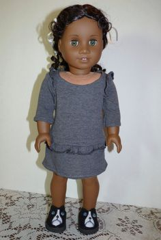 Dress your 18 inch American Girl Dolls in by RhinestonestoRubies