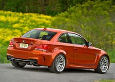2011 BMW 1 Series M Coupe US Version, I don't really like BMW, but this baby is again one off à kind that I do like.