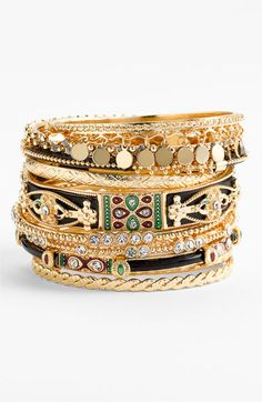 eclectic bangles