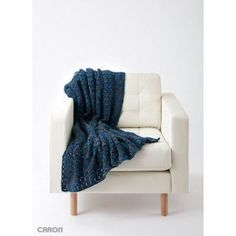 Free Easy Blanket Crochet Pattern