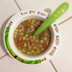 Receita de sopa de feijão: fácil, saborosa e nutritiva.