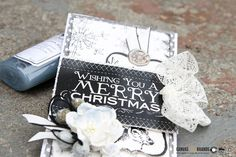 Create without limits: Cards from My Christmas Kit