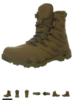 New Balance Tactical Boot, looks comfy  Haven't seen these before. Might have to try them out.