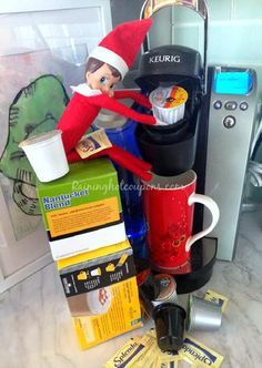 elf on the shelf ideas3 200 Easy