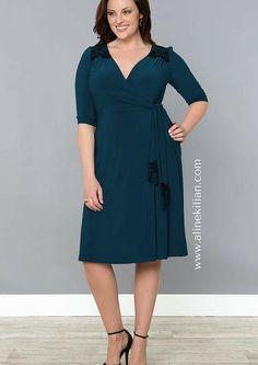 Aline Kilian Consultoria de Imagem | Clássico do guarda-roupa: vestido envelope