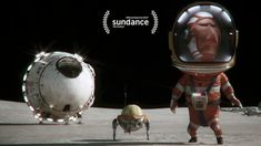 Black Holes is a 3D animated short film selected at Sundance 2017 that we're developing into an adult animated sitcom. We just launched a Kickstarter campaign to fund Season 1: www.bit.do/blackholeskick  This first season chronicles the journey of Dave The Astronaut and his partner, an intelligent melon, as they embark on the first ever human mission to Mars.