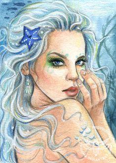 ☆ Pearl :¦: By Artist Janna Prosvirina ☆