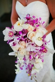 Beach wedding flowers - Bouquet fiori matrimonio in spiaggia