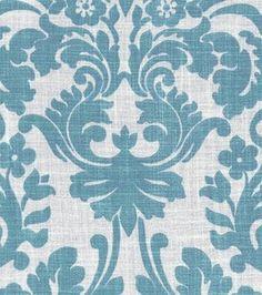 Home Decor Fabric-Waverly Harmonics Essence Sea: home decor print fabric: home decor fabric: fabric: Shop | Joann.com