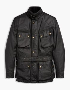 1f724d2d5f8696 Classic Tourist Trophy 4-Pocket Motorcycle Jacket. The iconic Pure  Motorcycle jacket receives removable