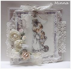 Beautiful card..............sweet image