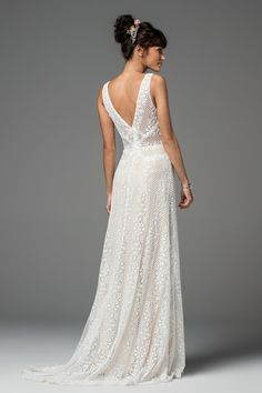 Willowby Brighton wedding dress