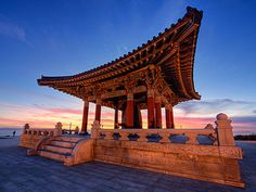 100 Free Things to do in L.A..  One of those things: Korean Bell of Friendship