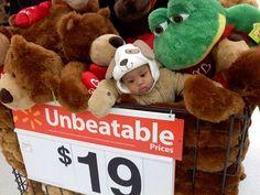 Daycare WalMart style: 99 Creepiest Walmart Shoppers