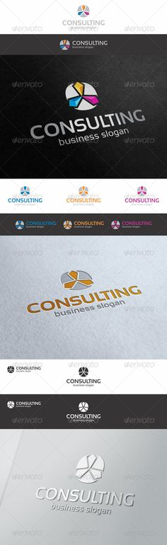 Consulting Construction Logo Template – Abstract Colorful Three Cubes in a circle. Unique logo template highly suitable for consulting, finance, real estate and accounting businesses. An excellent logo template highly suitable for advertising, investment, consultant, marketing businesses, construction business, banking, multimedia, communication, networking, photography, design studio, web developers, print businesses, and another industry.