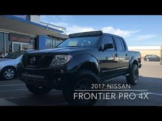 Lifted 2017 Nissan Frontier · Off Road PartsLifted ...