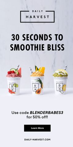 pulp juice and smoothie bar recipes \ pulp smoothie recipes . pulp juice and smoothie bar recipes Daily Harvest Smoothies, Yummy Smoothies, Chia Bowl, Gourmet Recipes, Healthy Recipes, Bar Recipes, Smoothie Bar, Lunch Smoothie, Best Smoothie Recipes