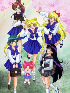 Sailor Moon on We Heart It