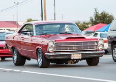 1966 - Love that Old School Muscle Cars, Old Muscle Cars, Ford Fairlane, Mercury Cars, Ford Lincoln Mercury, Ford Classic Cars, Old Fords, Mercedes Benz, Drag Cars
