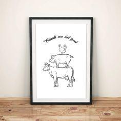 Made with ❤️ : Printable Wall Art Prints, Instant Download Printable Art,Digital Print,Digital Download,Vegan,Animal,Friendly,Lifestyle,Healthy,Plants,Farm https://www.etsy.com/listing/499749630/printable-wall-art-prints-instant?utm_campaign=crowdfire&utm_content=crowdfire&utm_medium=social&utm_source=pinterest