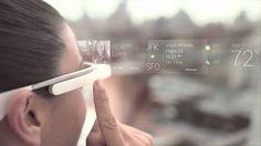 Очки Google Glass http://www.rekbes.com/2016/09/google-glass.html  Google Glass—гарнитурадля смартфонов (илинательный компьютер, что несколько ближе к функциональному набору устройства) на базе Android, разрабатываемая компаниейGoogle. В устройстве используется прозрачный дисплей, который крепится на голову (англ. HMD— head-mounted display) и находится чуть выше правого глаза, и камера, способная записывать видео высокого качества. Тестирование продукта началось в апреле 2012года…