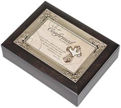 Cottage Garden Italian Inspired Inspirational Music Box - Confirmation Plays Amazing Grace ** You can get more details by clicking on the image.