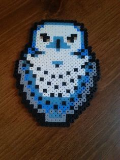 The owl I made for my besties friend.