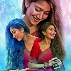 sai pallavi loves you Beautiful Bollywood Actress, Beautiful Indian Actress, Beautiful Women, India Beauty, Asian Beauty, Beauty Full, Sai Pallavi Hd Images, Indian Heroine, Images Wallpaper