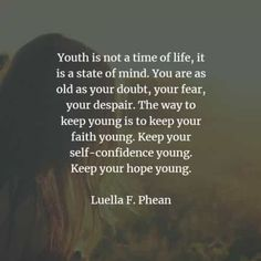 60 Youth quotes from famous people that will inspire you. Here are the best youth quotes and sayings to read that will inspire you. Youth is. Definition Of Youth, Natalie Clifford Barney, Youth Quotes, Alfred North Whitehead, Mary Mcleod Bethune, George Bernard Shaw, Courage To Change, Seasons Of Life, Nicholas Sparks