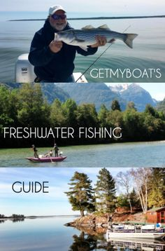 New to fishing in freshwater? We've got lots of tips for you to make your trip an unforgettable time! Fishing World, Journey, Fishing Guide, Fresh Water, Landscape, Pretty Pictures, The Journey, Landscape Paintings, Scenery