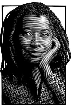 """AUTHOR, AUTHOR... by Mark Summers, via Behance                                                      """"Alice Walker"""""""