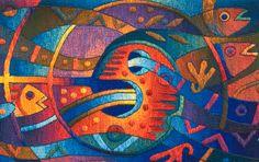 Máximo Laura - tapestry